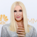 Gwen Stefani at the Emmy's