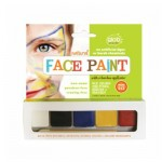 All Natural Face Paint for Kids
